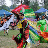 Iroquois Festival near Country Roads Campground