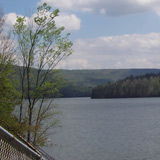 Scoharie Reservoir, near Country Roads Campground